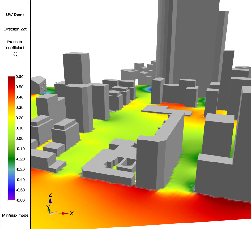 pressure-coefficient-complex-urban-area-Natural-Ventilation-Assemment copie